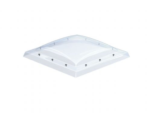 VELUX Clear polycarbonate dome